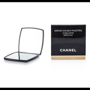 Chanel double mirror new in box
